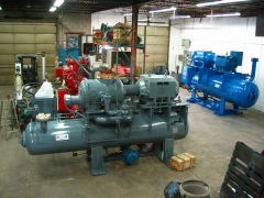 Refrigeration Compressor Packages