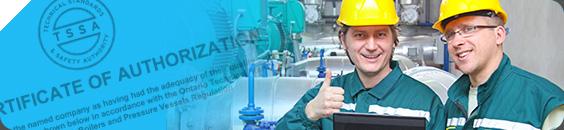 Industrial refrigeration installation and services Ontario