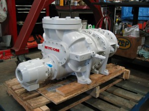 Used Refrigeration Compressor screw compressor mycom