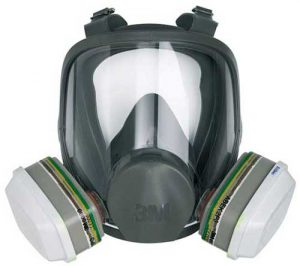 Ammonia leak, respirator, PPE