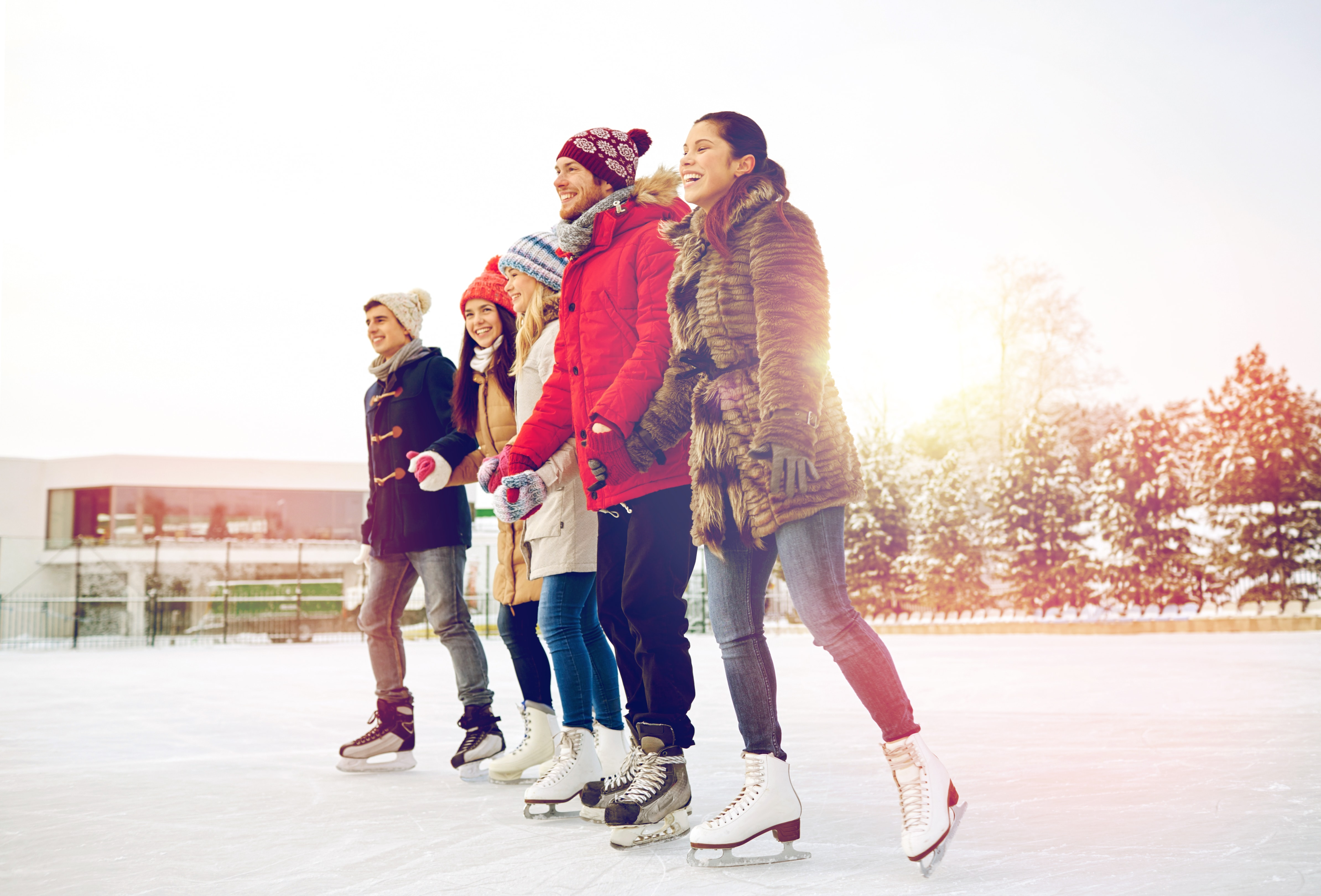 3 Outdoor Ice Rink Maintenance Myths | Industrial ...