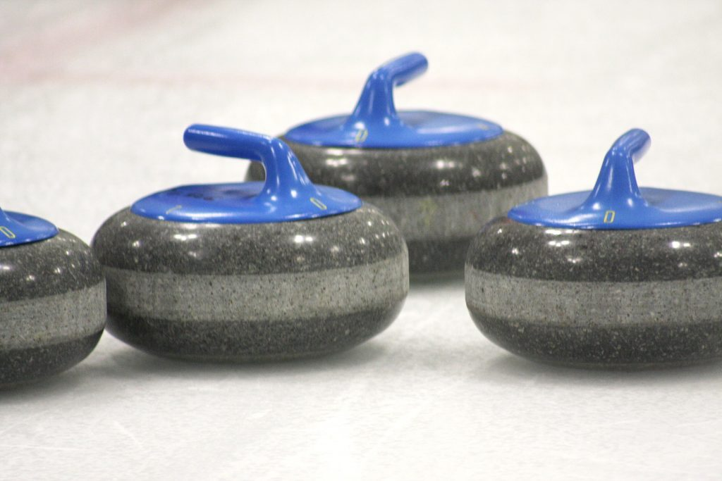 Curling Rocks - Shutting down your ice rink